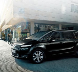 NEW CITROEN GRAND C4 PICASSO-C4 PICASSO