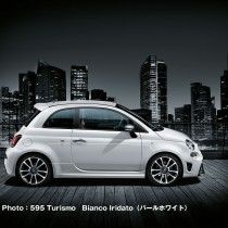 NEW ABARTH595 TURISMO
